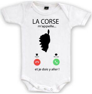 BODY FILLE LA CORSE M'APPELLE...