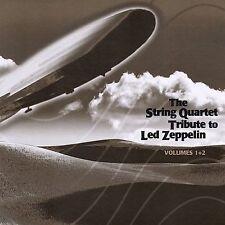 String Quartet Tribute to Led Zeppelin 1&2 2002 by Tribute to Led Zeppelin