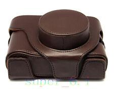 New Leather Camera Case Bag for fuji fujifilm X-10 X-20 Finepix X10 X20