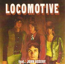 """Locomotive feat. John ussery ('70 us Blues/psych): """"s/t"""" (CD)"""