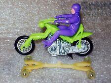 Preying Menace purple Rider Top RRRumblers Redline Hot Wheels HW Modell Motorrad
