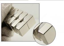 8pcs Large NdFeB Lot Super Magnet Bar Neodymium N50 Magnets 20mm x 20mm x 10mm