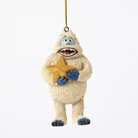 Jim Shore Bumble Personality Pose Ornament ~ Rudolph Red-Nosed Reindeer 4041655