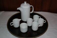 Service à café en porcelaine Germany Rosenthal Studio Line