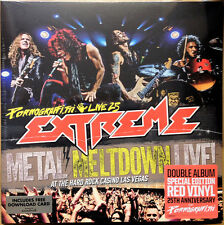 EXTREME-Pornograffitti Live 25-METAL scaricarle Red VINILE Black Friday New RAR