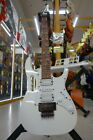 Used Ibanez JEM-JR White Electric Guitar Free Shipping for sale
