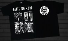 FAITH NO MORE- American rock band,T_shirt-SIZES:S to 6XL