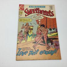 original Comic -- SWEETHEARTS - Carlton -- issue # 117 -- july 1971 -- clean