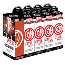Marvel Heroclix Case CIVIL WAR Organized Play Case