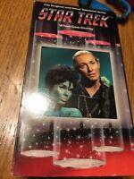 Star Trek Whom Gods Destroy VHS