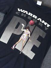 Vintage Warrant T-Shirt 1990 Rare Motley Crue Poison Metallica