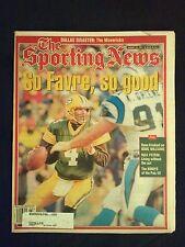 January 20 1997 The Sporting News  Brett Favre  Packers
