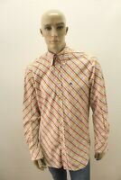 Camicia ETRO Uomo Shirt Chemise Camisa Blusa Man Taglia Size 42 / L