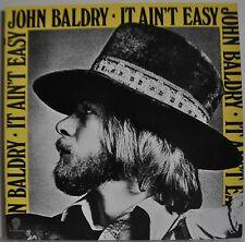 John Baldry It Ain't Easy Japan LP 1971 Warner Pioneer P-8134W Insert