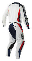 Troy Lee Designs Kit SE Pro Corse Wht TLD Motocross Mx Enduro Quad
