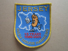 Hash House Harriers Jersey 15Yr Running Walking Hiking Cloth Patch Badge (L2K)