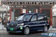 AOSHIMA 1/24 The Model Car No.SP Toyota NTP10 JPN TAXI 2017 Model kit JAPAN