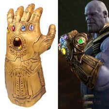 Thanos Infinity Gauntlet Glove Infinity War The Avengers Cosplay Prop UK