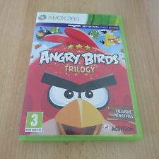 Angry Birds Trilogía (Xbox 360 ), Versión Pal