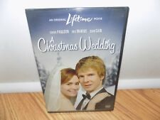 A Christmas Wedding (DVD, 2011) Lifetime - BRAND NEW, SEALED!