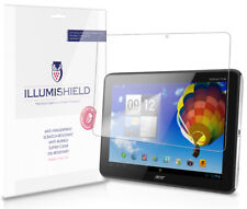 iLLumiShield Anti-Bubble/Print Screen Protector 2x for Acer Iconia Tab A510