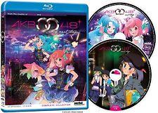 AKB0048 Next Stage . The Complete Season 2 . Collection . Anime . 2 Blu-ray NEU