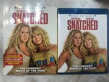Snatched ~ Blu-ray Disc ONLY, 2017 ~ Free Shipping