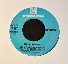 Jessie Lee Ferguson And The Outer Limits Metromedia 111 New Shoes