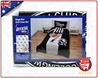 AFL Collingwood Magpies Single Bed Quilt Cover Reversible Official Merchandise