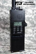 TRI PRC 148 6PIN MBITR Multiband Handheld Radio Aluminum Shell Walkie talkie New