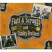 Flatt & Scruggs - and The Stanley Brothers (2010)