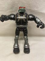 """2006 Playmates Teenage Mutant Ninja Turtles TMNT Raphael Nightwatcher 6"""" Figure"""