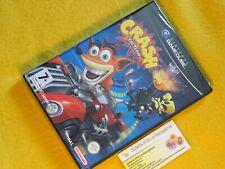 CRASH TAG TEAM RACING Nintendo Game Cube GC PAL NUOVO FACTORY SEALED Look photo