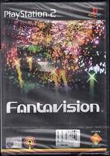 Fantavision Videogioco Playstation 2 PS2 Sigillato 0711719231127