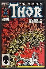 THOR #344, 1984, Marvel, VF CONDITION COPY, MALEKITH