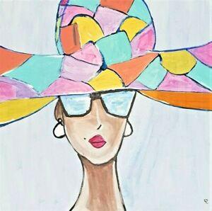 """""""Sunny Day #2 Original Painting- De Martino Art"""