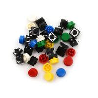 20PCS New B3F Tactile Switch Key Button Switch 12x12x7.3mm LU