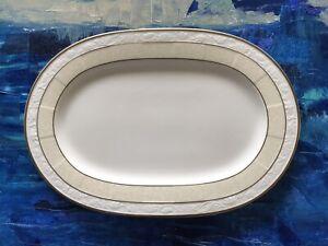 Villeroy & Boch *** IVOIRE ***  ovale Platte  35cm 🌹🌹 Nr.2