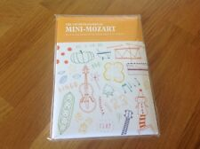 The Sound Playground Mini-Mozart Book & Singalong CD for babies 0-18 months (new