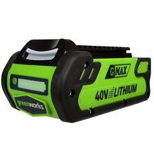 Greenworks 29462-Rc G-Max Reconditioned 40V Lithium-Ion 2Ah Battery