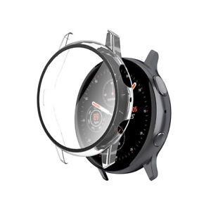 Samsung Galaxy Watch Active 2 40/44mm Full Protect Case+Screen Protector Cover