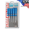 Channellock 5pc Precision Screwdriver Set SD-5A Phillips Slotted Made in USA