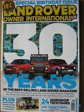 Land Rover Owner International July 2017 Series I Discovery 1127 in Range Rover