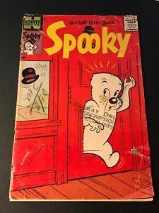 Spooky #4 Harvey Comics 1956 low grade