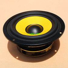 "1pcs 5.5""inch 8ohm 60W~200W bass speaker Center surround speakers Woofer 147mm"