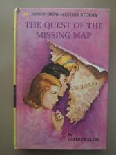 The Quest of the Missing Map Vol. 19 by Carolyn Keene