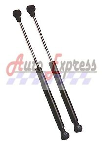 2 REAR TRUNK LIFT SUPPORTS 1994-2004 CHRYSLER 300M SHOCKS STRUTS ARMS PROPS RODS