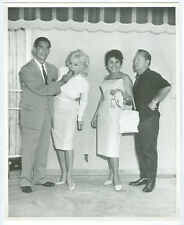 MAMIE VAN DOREN, MICKEY ROONEY movie photo 1960 PRIVATE LIVES OF ADAM AND EVE