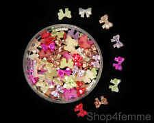80 pcs of Nail Art Mini Bows - For Nail Art Decoration