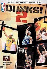 NBA Street Series - Dunks! Vol. 2 DJ Clue, Kobe Bryant DVD Used - Good